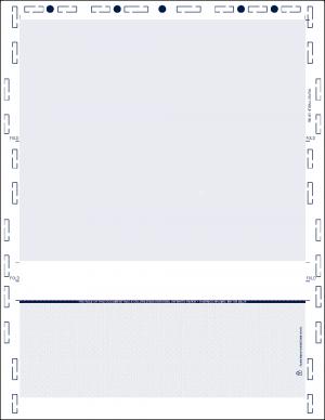 letter blue C fold pressure seal MOCR check