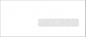 right window cms self seal security tint envelope